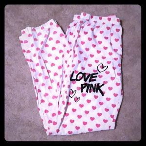 PINK Victoria's Secret Intimates & Sleepwear - Love pink Victoria secret PJ pants